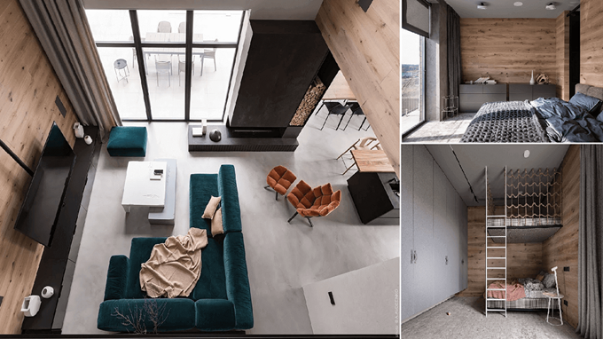 Hình ảnh của Chiêm ngưỡng mẫu nhà đẹp 2 tầng thiết kế hiện đại cực phong cách